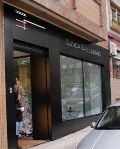 Proyecto ana baron on pinterest dental reception desks - Fachadas clinicas dentales ...