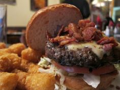 If you've been to Burger Bistro Bay Ridge and Park Slope locations, then you know that these are the best burgers in NYC- now opening on the Upper East Side! Check it out and build-your-own-burger!
