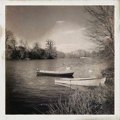 Au bord de l'eau | Yannick Cluseau