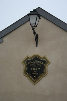 House of Bollinger (champagne house) Ay, France. Bollinger Champagne, Champagne Region, France, Consistency, Beautiful World, Wines, Countryside, Beverages, Bubbles