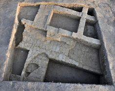 Ancient granary found in Haryana