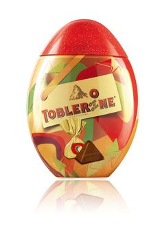 I go to a specialty grocer in my town for lunch pretty often and when I'm waiting for my order I make sure to check out the packaging in the Egg Packaging, Coffee Packaging, Packaging Design, Toblerone Chocolate, Limited Edition Packaging, Chocolate Packaging, Typographic Design, Design Projects, Easter Eggs