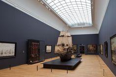 17th Century Gallery. Photo: Iwan Baan.