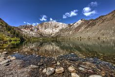 Beautiful Convict Lake by Jeanine Akers on 500px