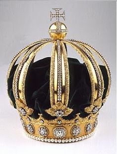 The Imperial Crown of Don Pedro of Brazil