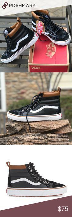 💕NWT 🐑 SHERPA VANS SK-8 hi MTE Sneaker 💫Brand 🆕IB 💫 Unisex If you like  Vans 3c86df89d