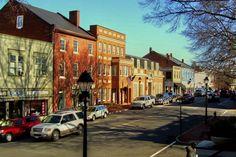 Warrenton, VA - What a fun little downtown. Spent all day!  Plenty of shops & eats