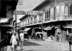 Image result for OLD ESCOLTA BEFORE AND AFTER Ancient Greek Architecture, Gothic Architecture, Old Post Office, Historical Landmarks, Manila Philippines, Grand Mosque, Mayan Ruins, Chinese Culture, Vietnam Travel