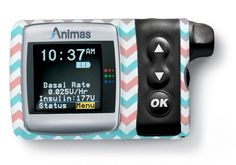 Chevron for Animas OneTouch Ping - Pump Peelz | Pump Peelz Insulin Pump Skins