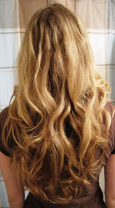 loose perm before and after - Google Search