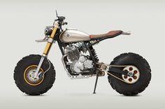 Classified Moto XR650L Big Wheel Monster