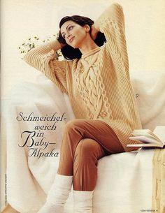 Мобильный LiveInternet Три пуловера спицами   tasika15 - Дневник tasika15  
