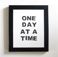 Want to make this for wall at the bottom of the stairs, for a reminder every morning(: