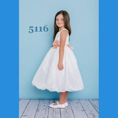 79a8e0da3a4 Flower Girl Dress Available at Ella Park Bridal