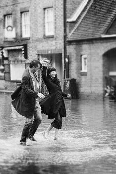 Dance through the floods <3