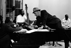 Frank Sinatra and Count Basie, 1965 | Frank Sinatra: Rare Photos of the Chairman of the Board | LIFE.com