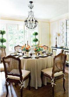 Designer Dan Carithers Living Room In Atlanta GA