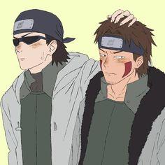 Naruto Gaara, Naruto Cool, Naruto Fan Art, Naruto Anime, Naruto Sasuke Sakura, Naruto Funny, Naruto Shippuden Anime, Kiba And Akamaru, Naruto Characters