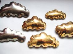 Stepanka. Love her stuff! Have a few small pieces but have been coveting one of the clouds.