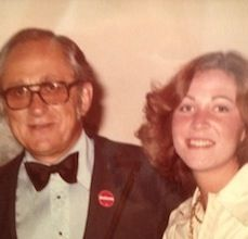 Menopause Mondays: I'm My Father's Daughter Because... @gen fab #bloghop