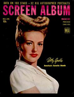 Dec.1946 Betty Grable