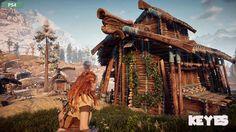 Horizon Zero Dawn PS4 Vs PS4 Pro Graphics Comparison