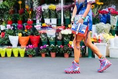 The Best of Milan Street Style  - ELLE.com