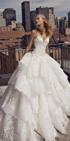 ea45f561c7f38 60 Dream Wedding Dresses To Adore In 2019 ❤ dream wedding dresses ball gown  ruffled