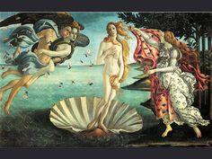 Vênus emagracida: tentaram melhorar o  Botticelli?