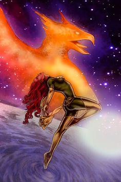 Jean Grey Phoenix, Dark Phoenix, Phoenix Force, Phoenix Rising, Xmen, Wolverine And Jean Grey, Star Trek, Grey Pictures, Marvel Girls