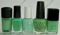 chanel jade nail polish