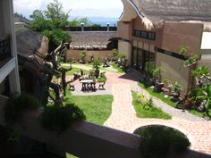 Bonsai Garden Bonsai Garden, Resorts, Sidewalk, Mansions, House Styles, Home Decor, Decoration Home, Manor Houses, Room Decor