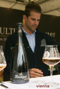 Discovery of the day: Hirter Beerique at the festival in May 2014 White Wine, Red Wine, Craft Beer Fest, Slow Travel, Vienna Austria, Discovery, 18th, Alcoholic Drinks, White Wines