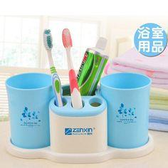 Revitalização do pacote família escova conjunto lavagem kit banheiro suprimentos shukoubei alishoppbrasil