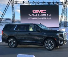Gmc Denali, Yukon Denali, Luxury Van, Large Suv, Chevy Girl, Cadillac Escalade, Dream Cars, Automobile, Vail Colorado