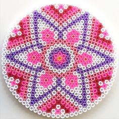 Mandala hama beads by  mari_annekm
