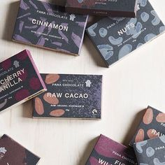 These delicious handmade chocolate bars have just arrived and we can't wait to #gift them to you! Thank you, thank you to our wonderful new friends @pana_chocolate