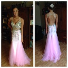 Panoply prom gown