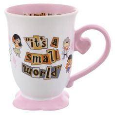 "Check Out the ""it's a small world"" Mug | Walt Disney World Resort"