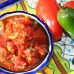 Recipe adapted from University of Wisconsin Extension Salsa publication. Canned Tomato Recipes, Tomato Salsa Recipe, Canning Recipes, Baby Tomatoes, Grow Tomatoes, Canning Salsa, Tomato Farming, Homemade Salsa, Personal Chef