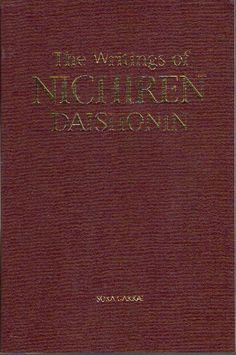 The Writings of Nichiren Daishonin by Nichiren Daishonin http://www.amazon.com/dp/B00367XYDE/ref=cm_sw_r_pi_dp_9Ix5tb1WMBMJP #budhism #buddist