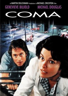 """""""Coma"""" Thriller Movie with Michael Douglas and Genevieve Bujold"""