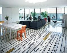 Look!: Graphic Floors