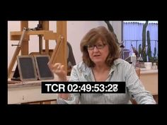 Vija Celmins - Television and Disaster 1964-1966 - YouTube