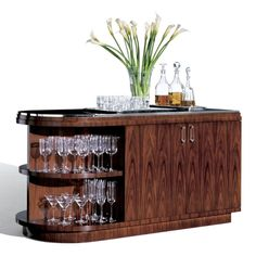 Ralph Lauren Home Modern Penthouse Server 1600-25 available through www.simonshouse.net. Please request information.