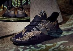 UNDFTD x adidas Prophere Herren Style, Men's Footwear, Sports Shoes, Types Of Shoes, Designer Shoes, Trainers, Kicks, Shoes Sneakers, Mens Fashion
