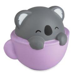 Kawaii Koala in Cup - sillysquishies.com