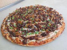 Pizza especial BBQ