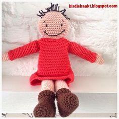 How To Crochet an Amigurumi Rabbit - Crochet Ideas Crochet Doll Clothes, Crochet Dolls, Crochet Baby, Free Crochet, Easter Crochet Patterns, Amigurumi Patterns, Amigurumi Doll, Double Crochet, Single Crochet