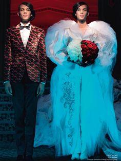 Stromae, icône gay pour Jean-Paul Gaultier
